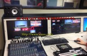 [X-CASTER] 군산문화센터 HD 디지털 중계 서비스