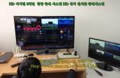 [디지털스튜디오] 제주도 2014년 전국체전 주경기장 HD 8채널 실시간 중계 시스템
